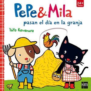 P&M.PASAN EL DIA EN LA GRANJA