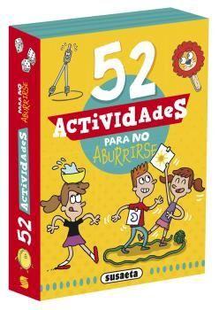 52 ACTIVIDADES DIVERTIDAS