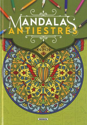 ARTE EGIPCIO - MANDALAS ANTIESTRES