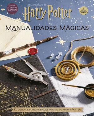 HARRY POTTER - MANUALIDADES MAGICAS
