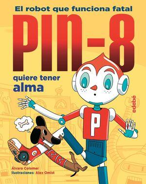 PIN 8 QUIERE TENER ALMA