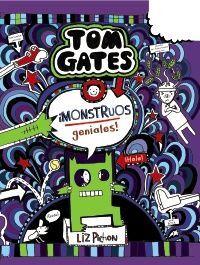 TOM GATES 15 MONSTRUOS GENIALES!