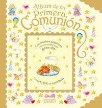 ALBUM DE MI PRIMERA COMUNION(ORO)TODOLIB
