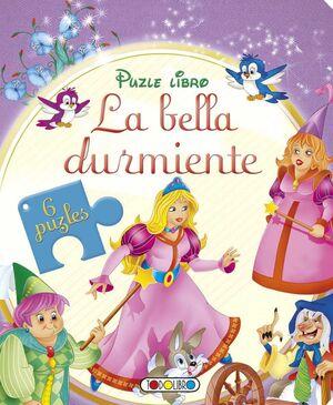 LA BELLA DURMIENTE (LIBRO PUZLE)TODOLIBRO.