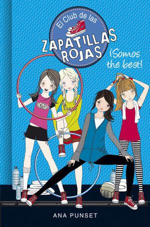 CLUB DE LAS ZAPATILLAS ROJAS 4 - SOMOS THE BEST!