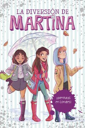 DIVERSION DE MARTINA, LA 2 - AVENTURAS EN LONDRES