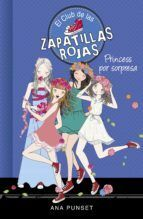 CLUB DE LAS ZAPATILLAS ROJAS 14 - PRINCESS POR SOR