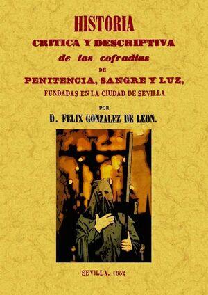 HISTORIA CRITICA Y DESCRIP.COFRADIAS SEVILLA