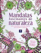 MANDALAS FASCINANTES DE NATURALEZA (LATA+COLORES)