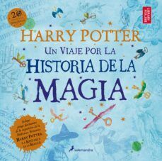 HARRY POTTER - UN VIAJE POR LA HISTORIA DE LA MAGI