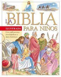 LA BIBLIA PARA NIÑOS.ILUSTRADO ESTUCHE