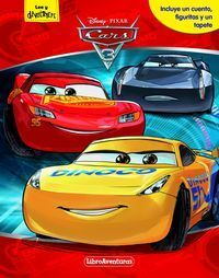 CARS 3. LIBROAVENTURAS
